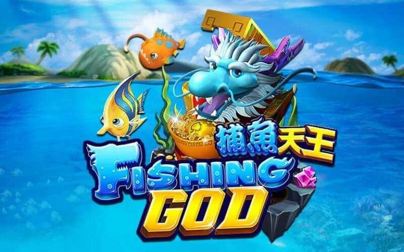 เกมส์ตกปลา BK8 Fishing God