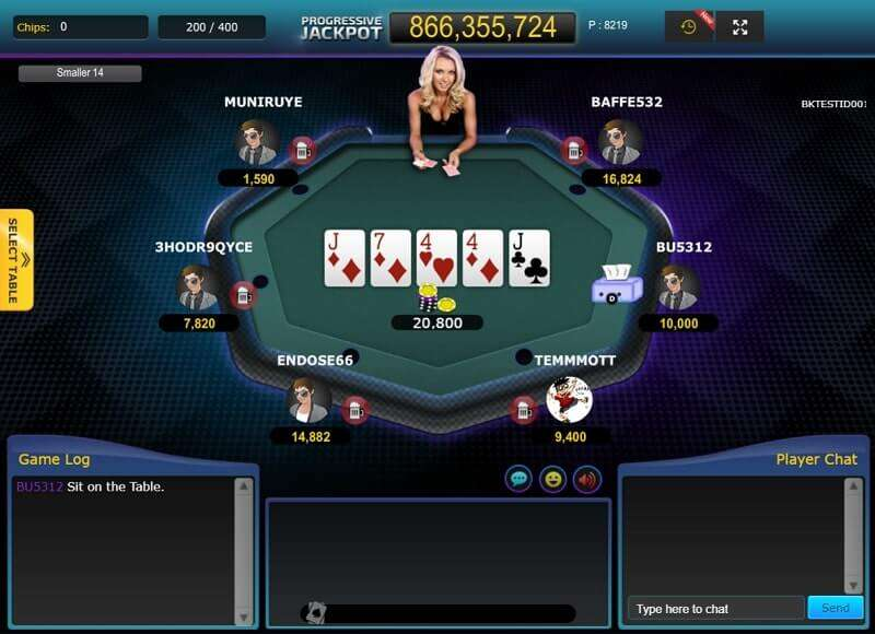 บอกทุกขั้นตอนการเข้าถึง BK8 Poker APK